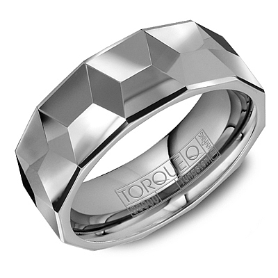 Tungsten From Crown Ring