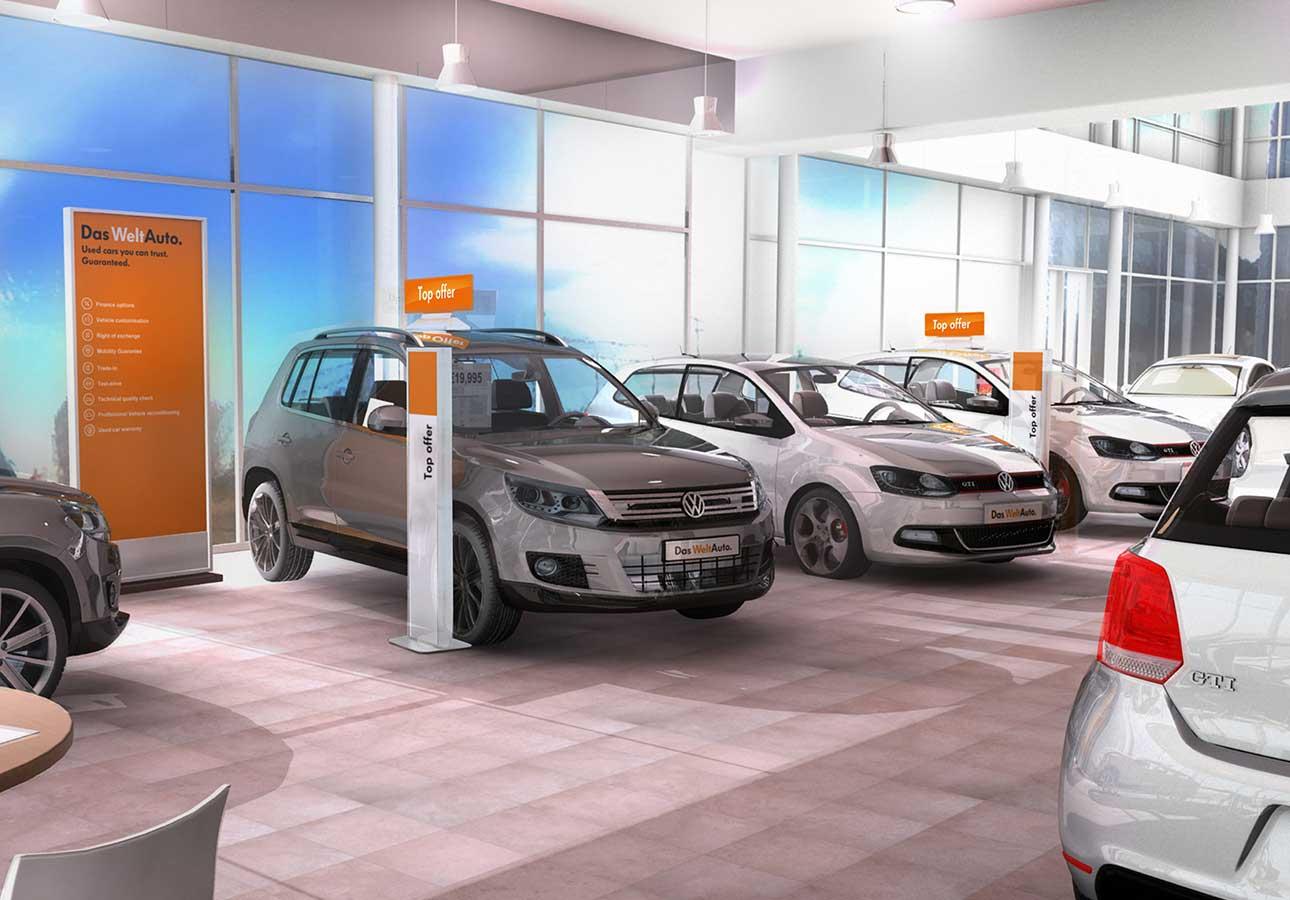 VW Showroom
