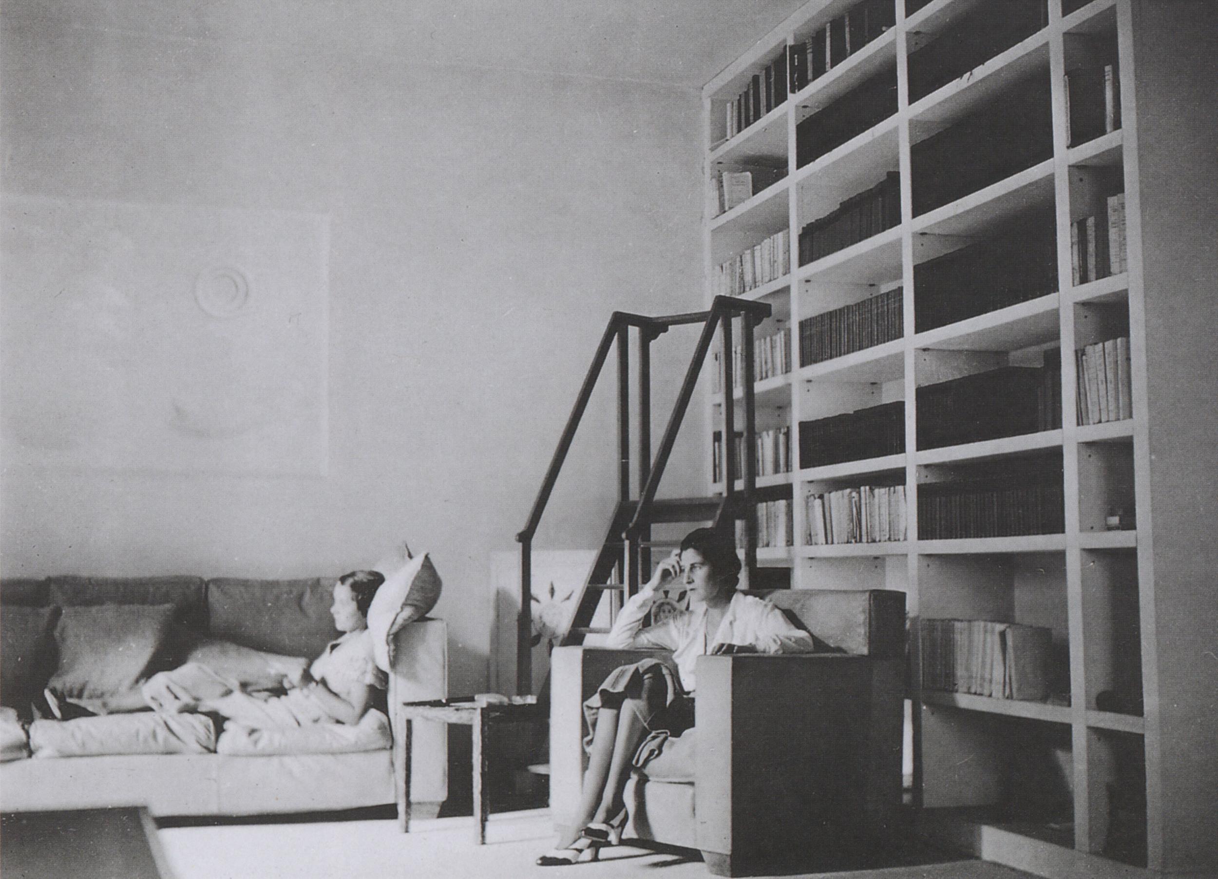 François Spitzer apartment, Jean-Michel Frank, 1930.