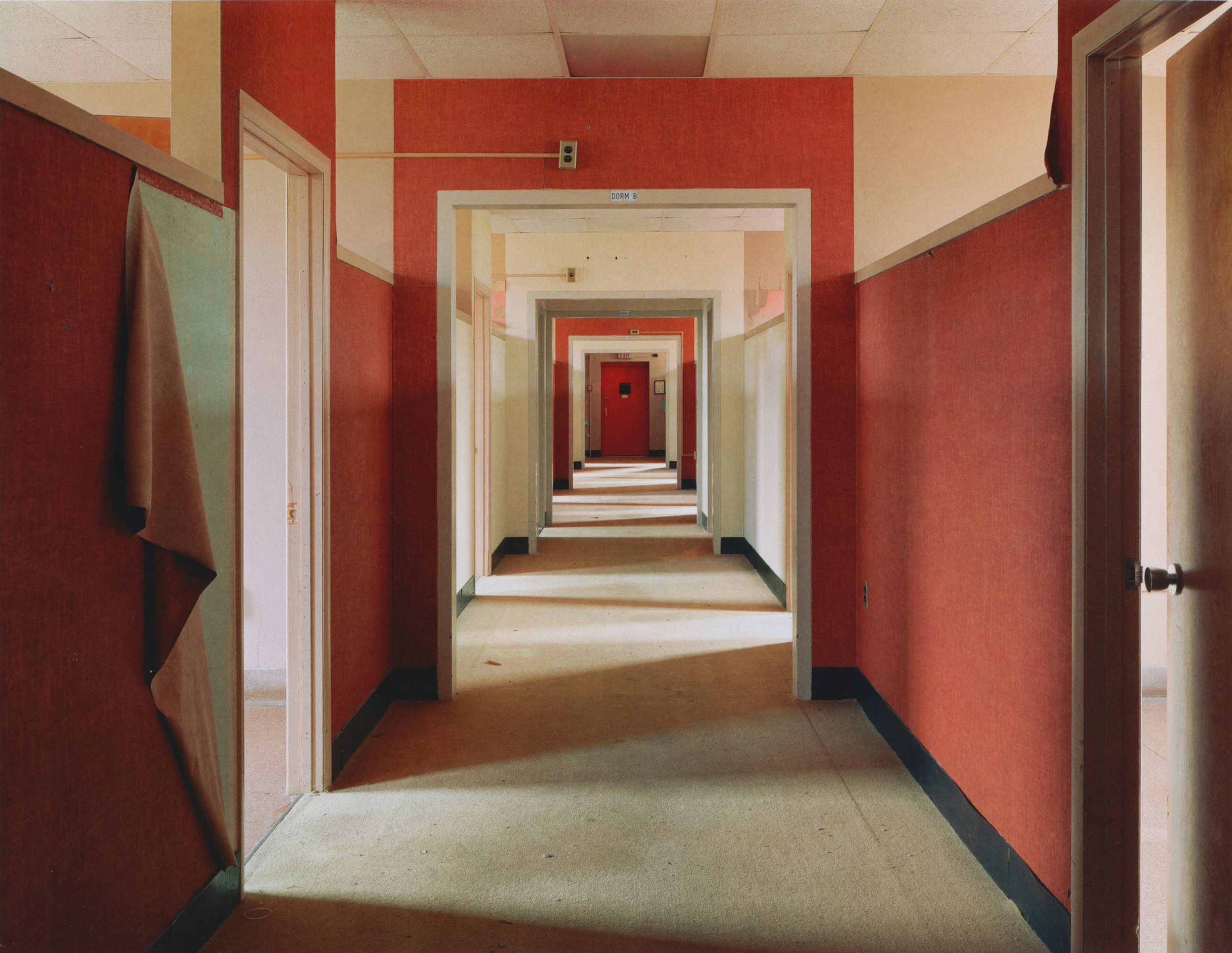 "Harlem Valley State Hospital, Christopher Payne,"" Asylum"" 2009."