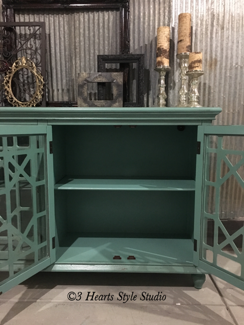 Farmhouse Teal Furniture Denver Colorado