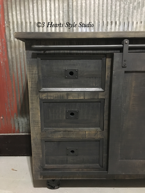 Rustic Industrial Furniture Denver Colorado