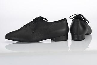 Typical men's Standard dance shoes.