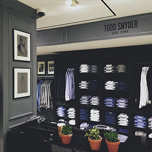 Todd Snyder, NYC