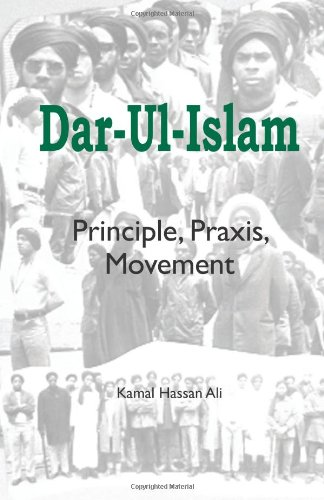 This seminal work by Dr. Kamal Hassan Ali is rooted in his personal involvement with the largest indigenous effort to promote the religious and social remedies of Islam in America. Brooklyn, New York in early 1970 is where Dr. Ali pledged himself to the principles of the Dar ul Islam Movement, a national Sunni religious movement whose aim was to familiarize the American people with the precepts of the religion of Islam.    Dr. Kamal Hassan Ali was very instrumental is forwarding the Movement's educational goals and in contributing to the New York State Prison program established by the Dar ul Islam Muslim Prison Committee.    With respect to the Movement's legitimate claim as an indigenous revivalist movement, Dr. Ali methodically sifts through the five major responsibilities or Pillars of Islam and demonstrates how this Movement, peopled by mostly African American converts, satisfied the communal obligations to these pillars and by doing so, situates the Movement in the center of the global Islamic experience.