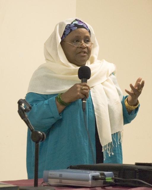 Aisha al Adawiya