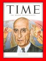 Time Magazine Man of the     Year 1951