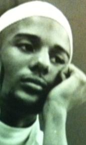 Mahmoud Andrade Ibrahim at 16yrs old