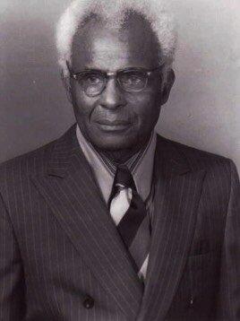 Porter Walls Sr. of Little Rock Arkansas, circa 70 yrs
