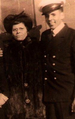 Grandmother Isabella and my Dad