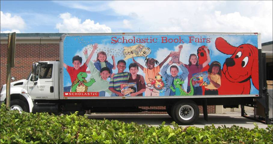 Photo Credit: Doug Scaletta through Scholastic Press Kit