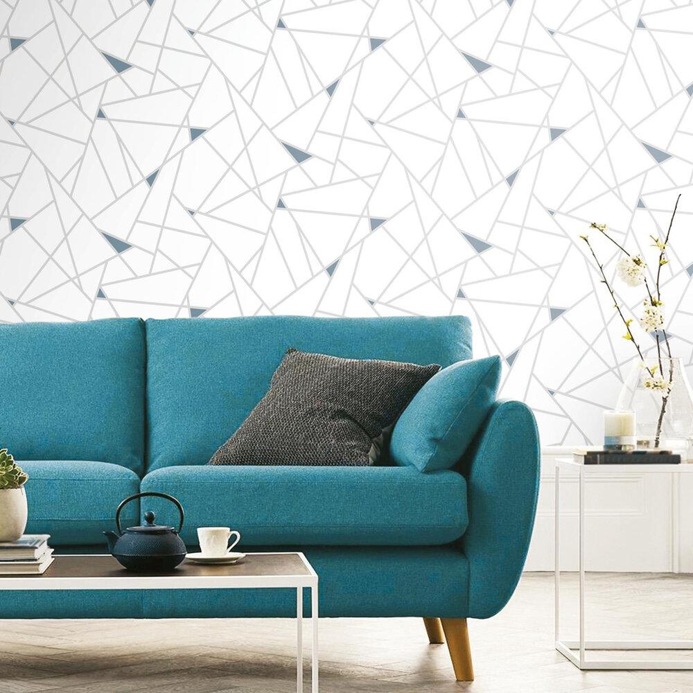 Rmk11269wp Fracture Peel Stick Wallpaper Jojo Design Studio