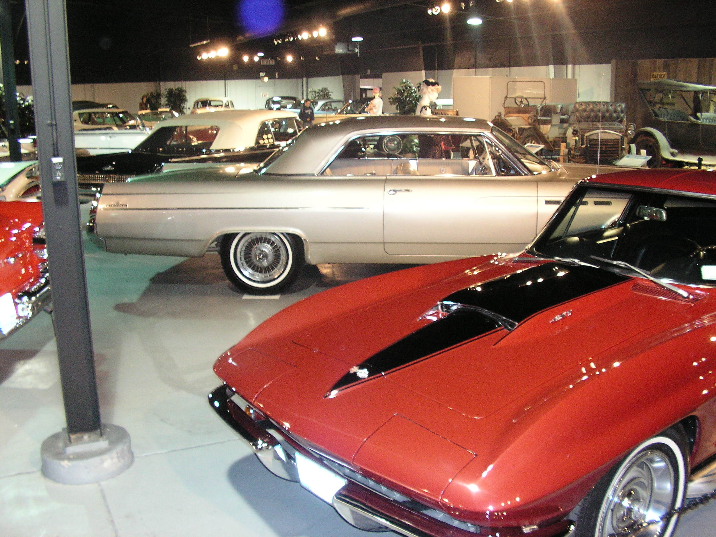 Northeast Classic Car Museum, Norwich, NY