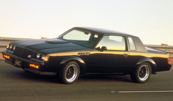The Best:  1987 GNX