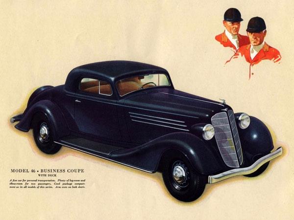 The Best: 1934 Model 40
