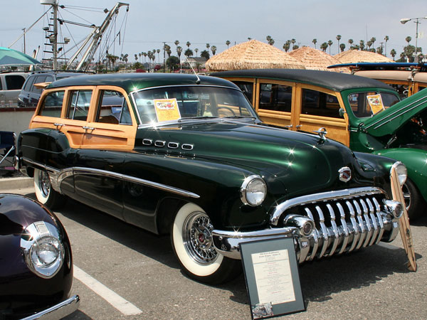 The Best: The 1950 Roadmaster