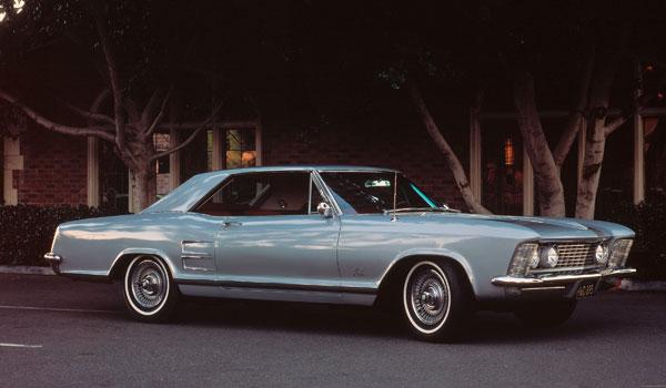 The Best:  1963-1965 Riviera