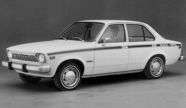 The Worst of the Worst: 1976-1979 Opel