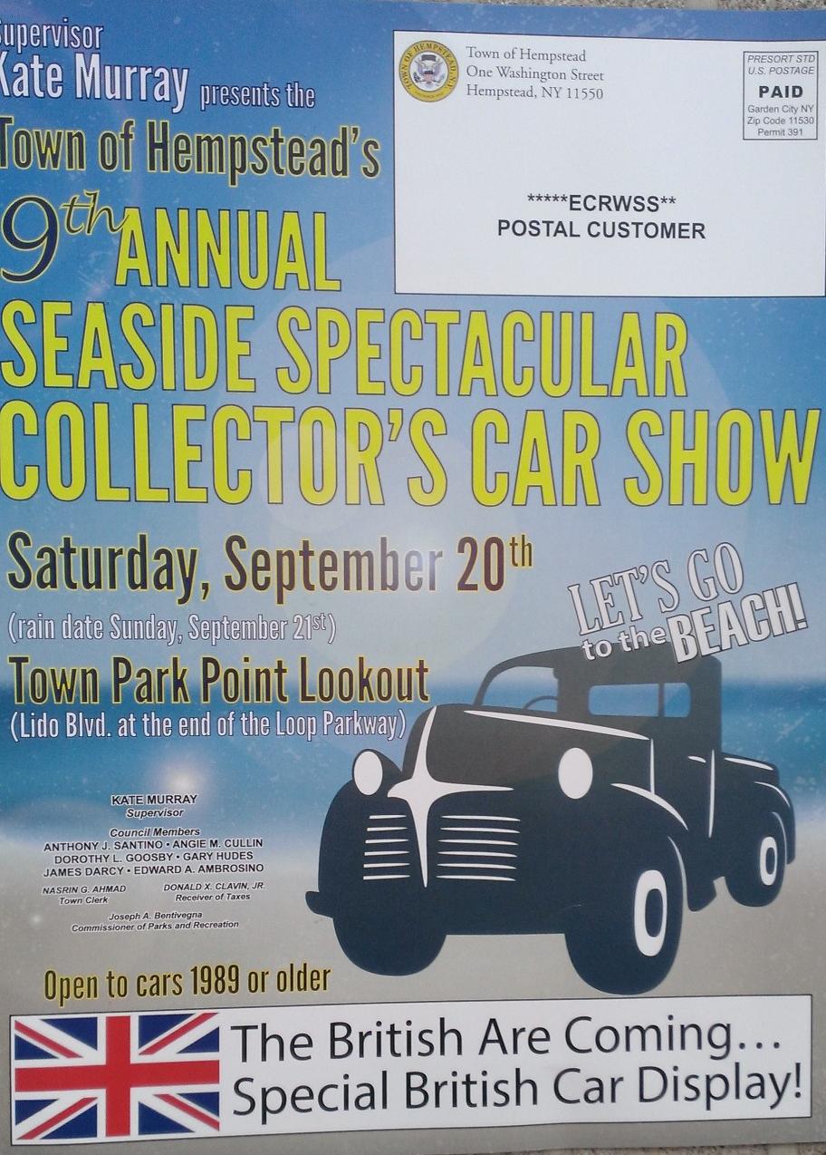 Town of Hempstead 9th Annual Car Show