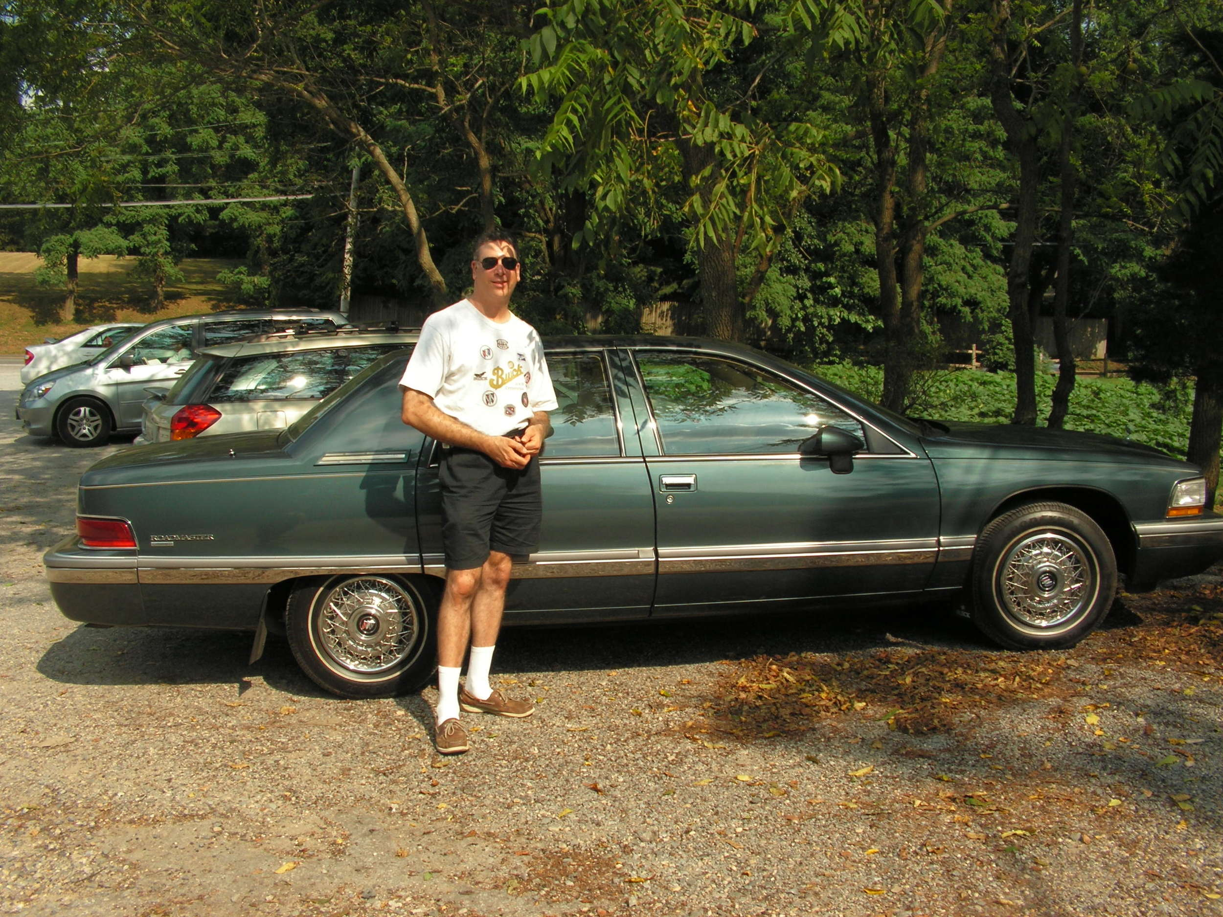 Marc Alssid:  1992 Roadmaster Limited