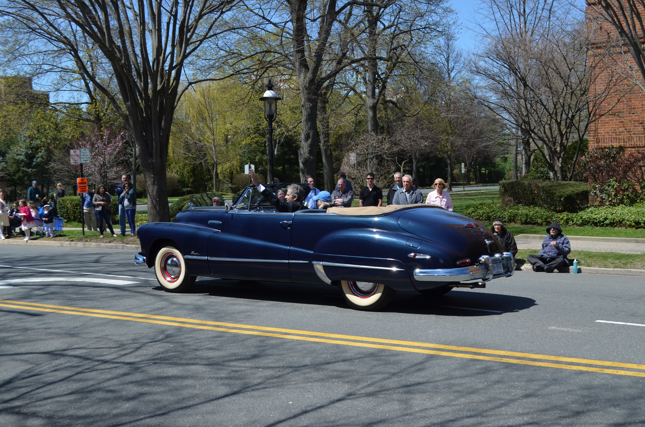 2014 Easter Parade, Garden City