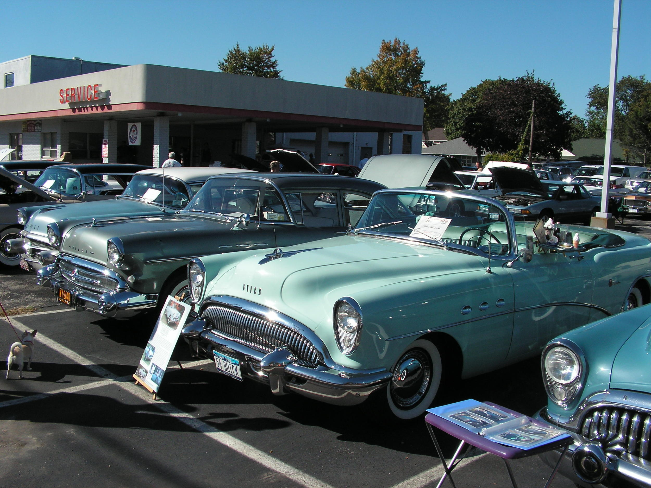 1954 Century Convertible