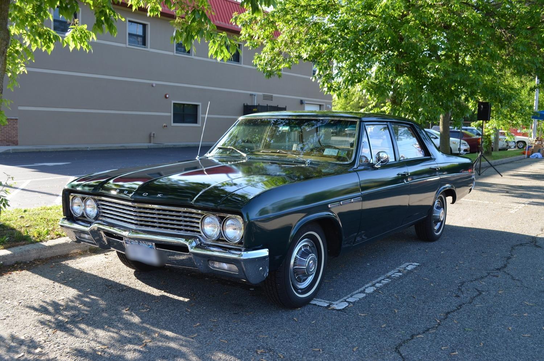 Tony & Karen Gatta: 1965 Skylark Sedan