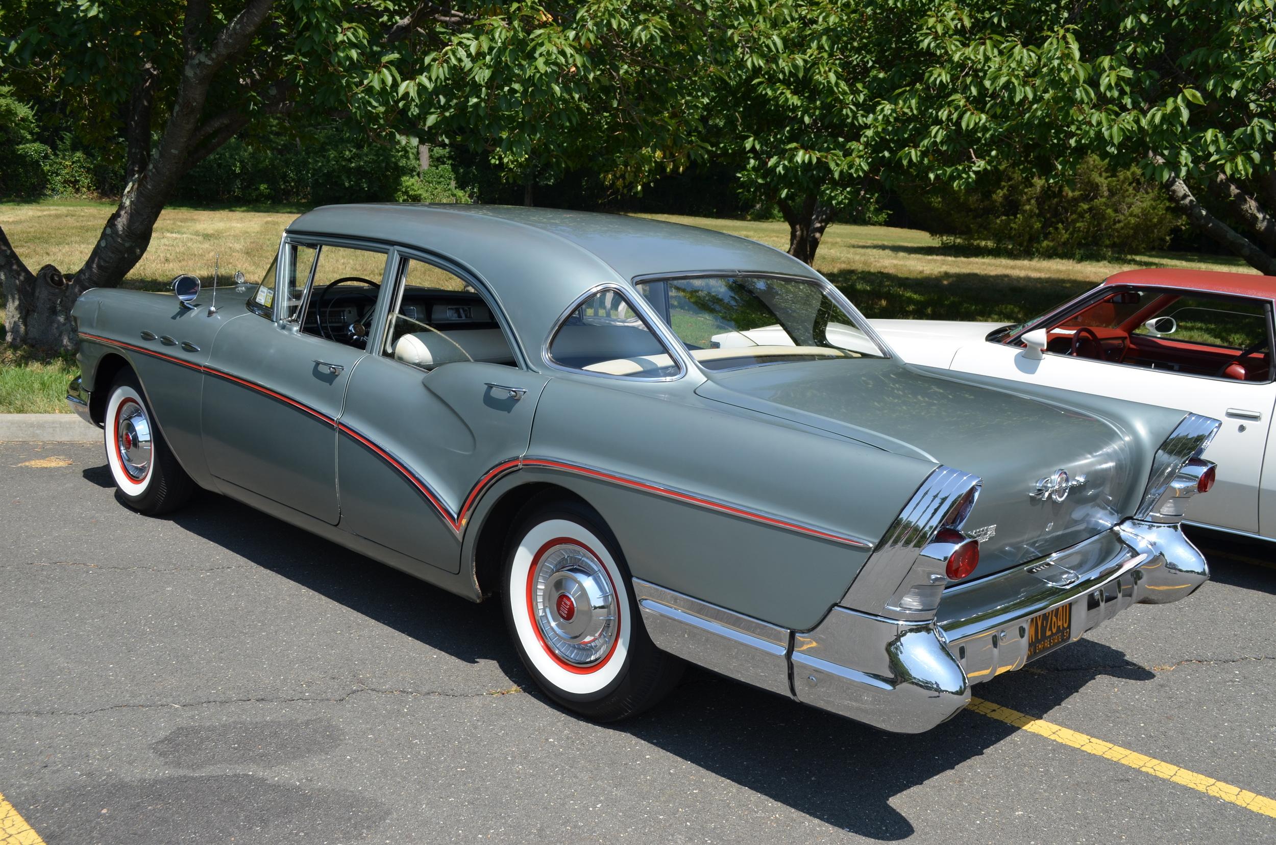 Marty & Grace Jablonski: 1957 Special Sedan