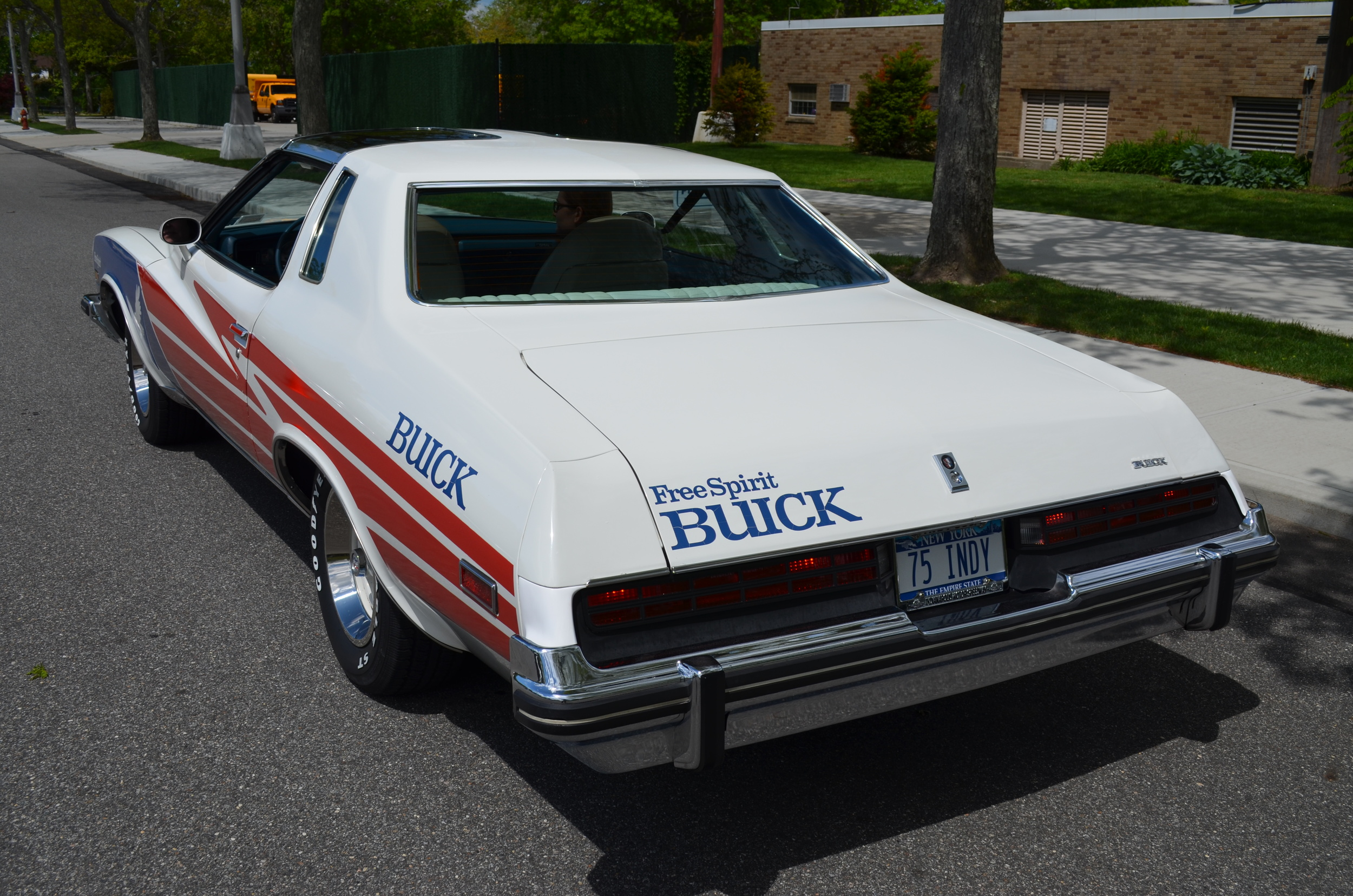 1975 Century Pace Car