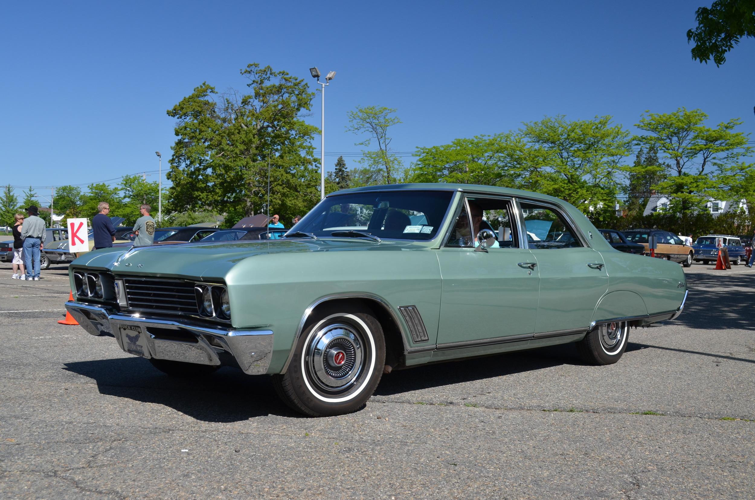 1967 Skylark Sedan