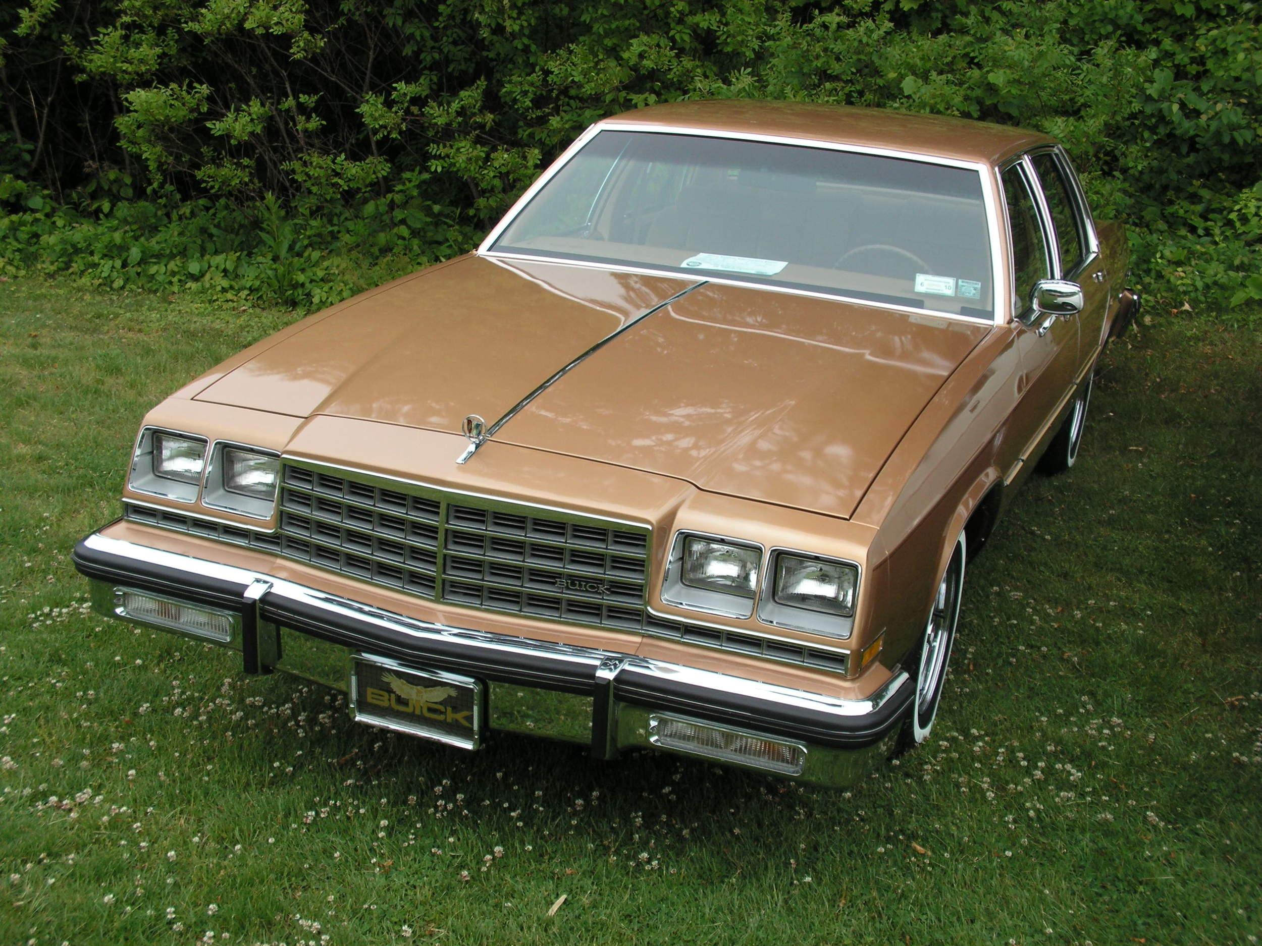Andy Kollos: 1980 LeSabre Limited Sedan