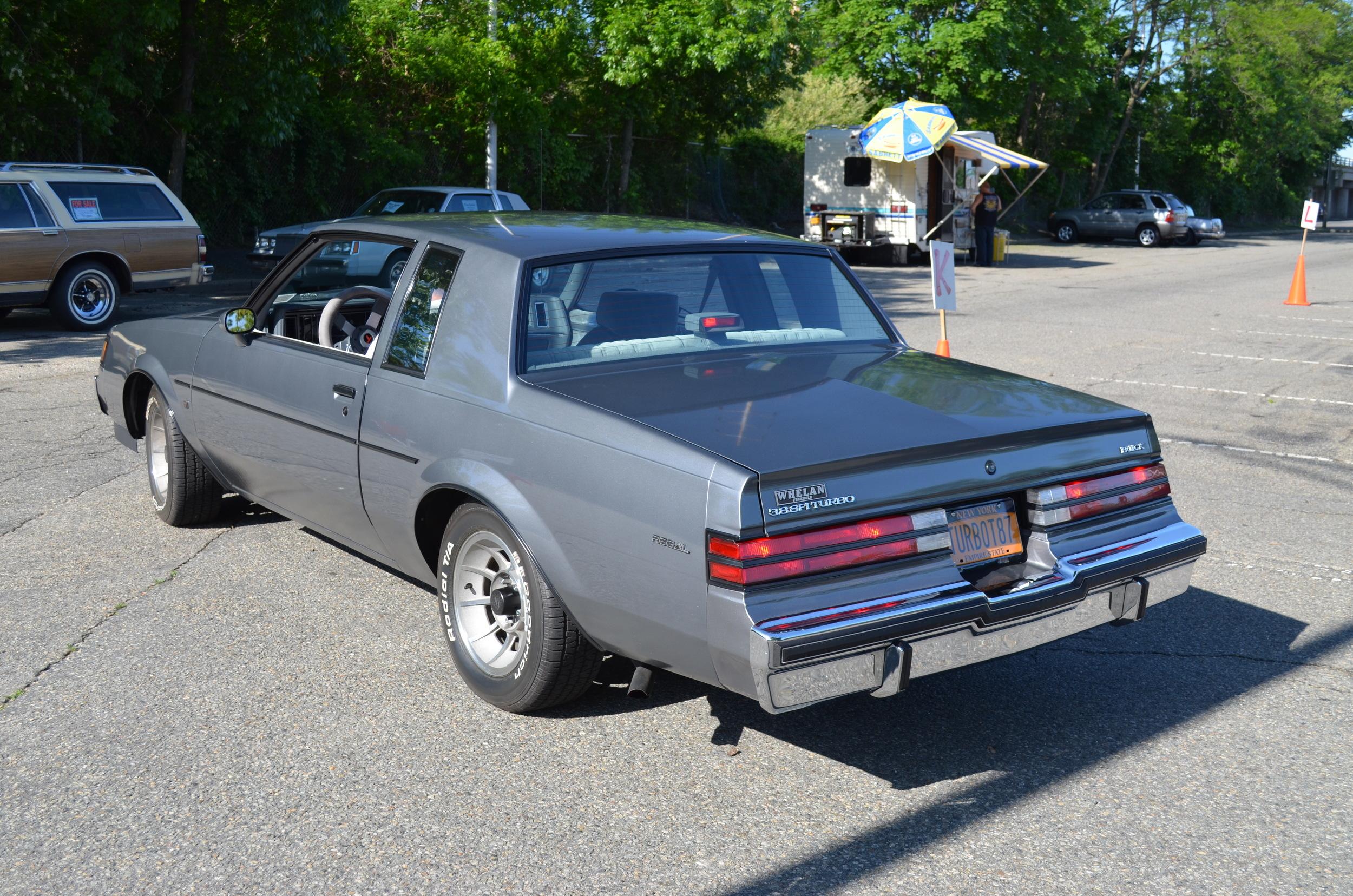1987 Regal Turbo