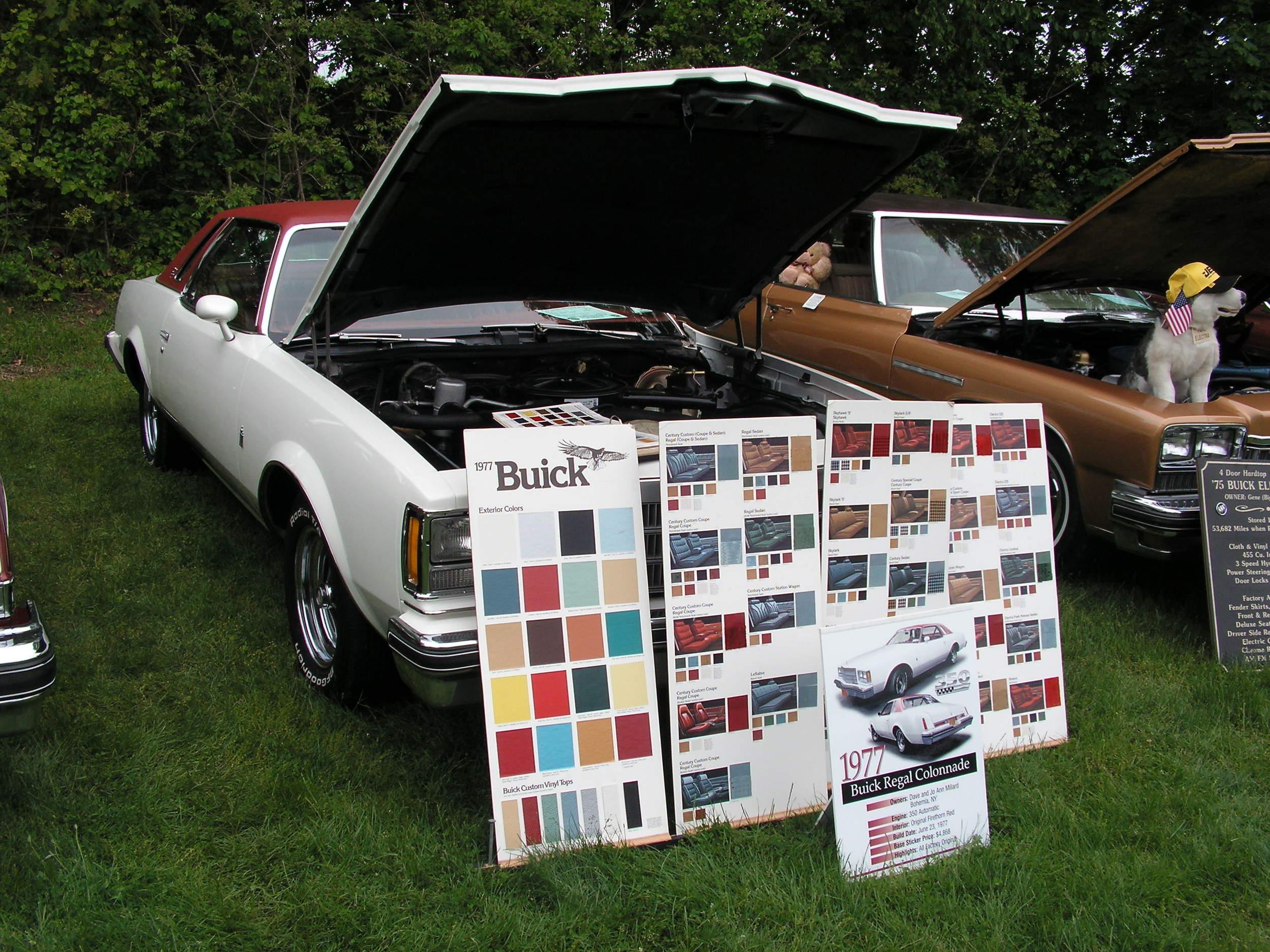 1977 Regal