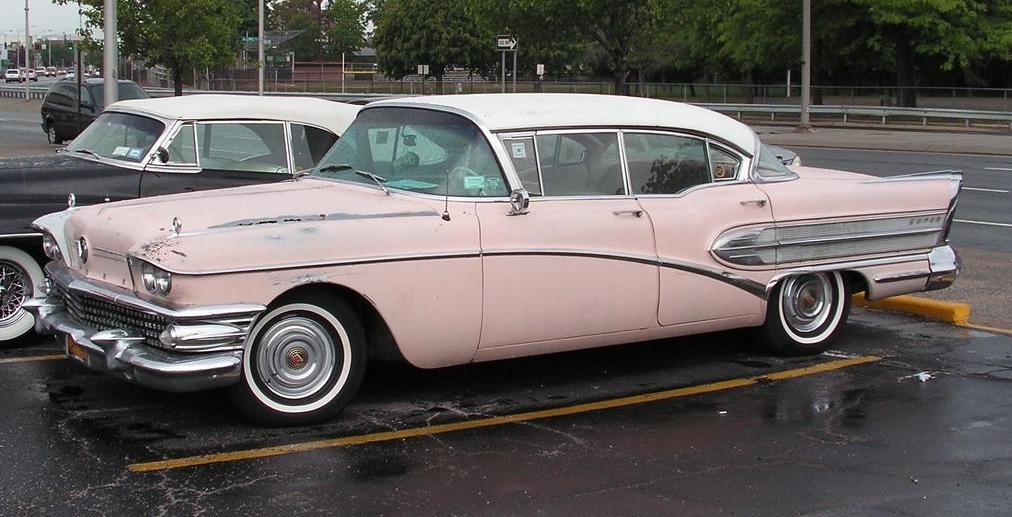 Dennis & Theresa Muehl: 1958 Super Riviera Sedan