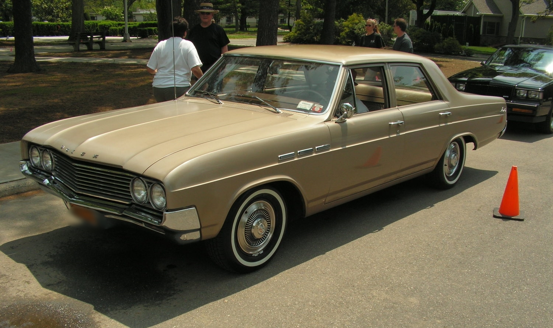 Skip McCargo: 1964 Special Sedan