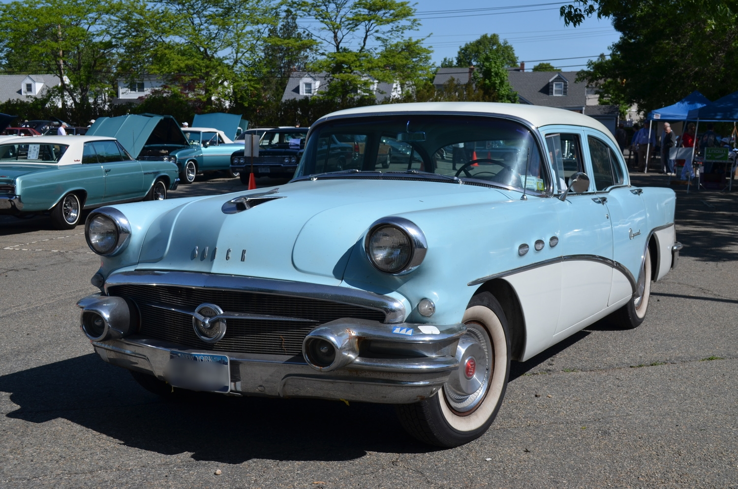 Joe Carione: 1956 Special Riviera Sedan