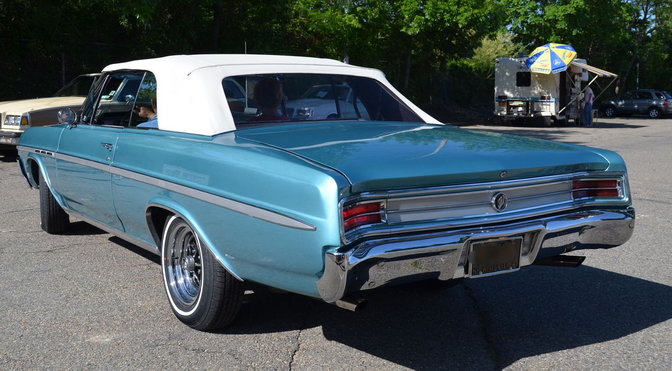 1964 Skylark Convertible
