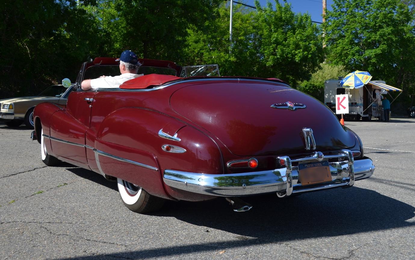 1946 Super Convertible