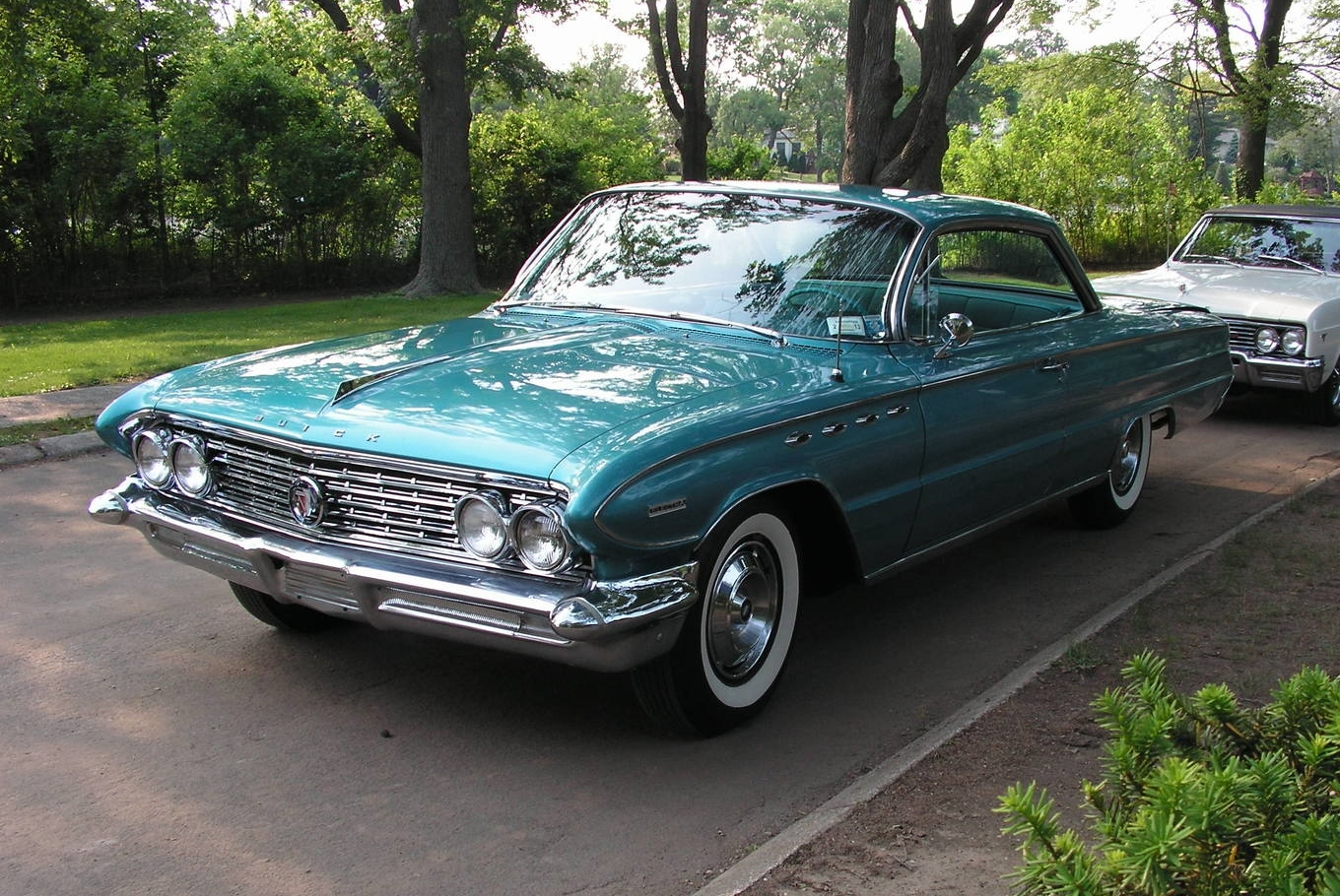 Eric Stoldt: 1961 Electra Hardtop Coupe