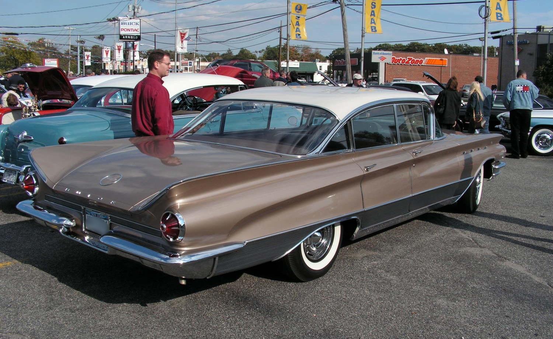1960 Electra 225 Riviera Sedan