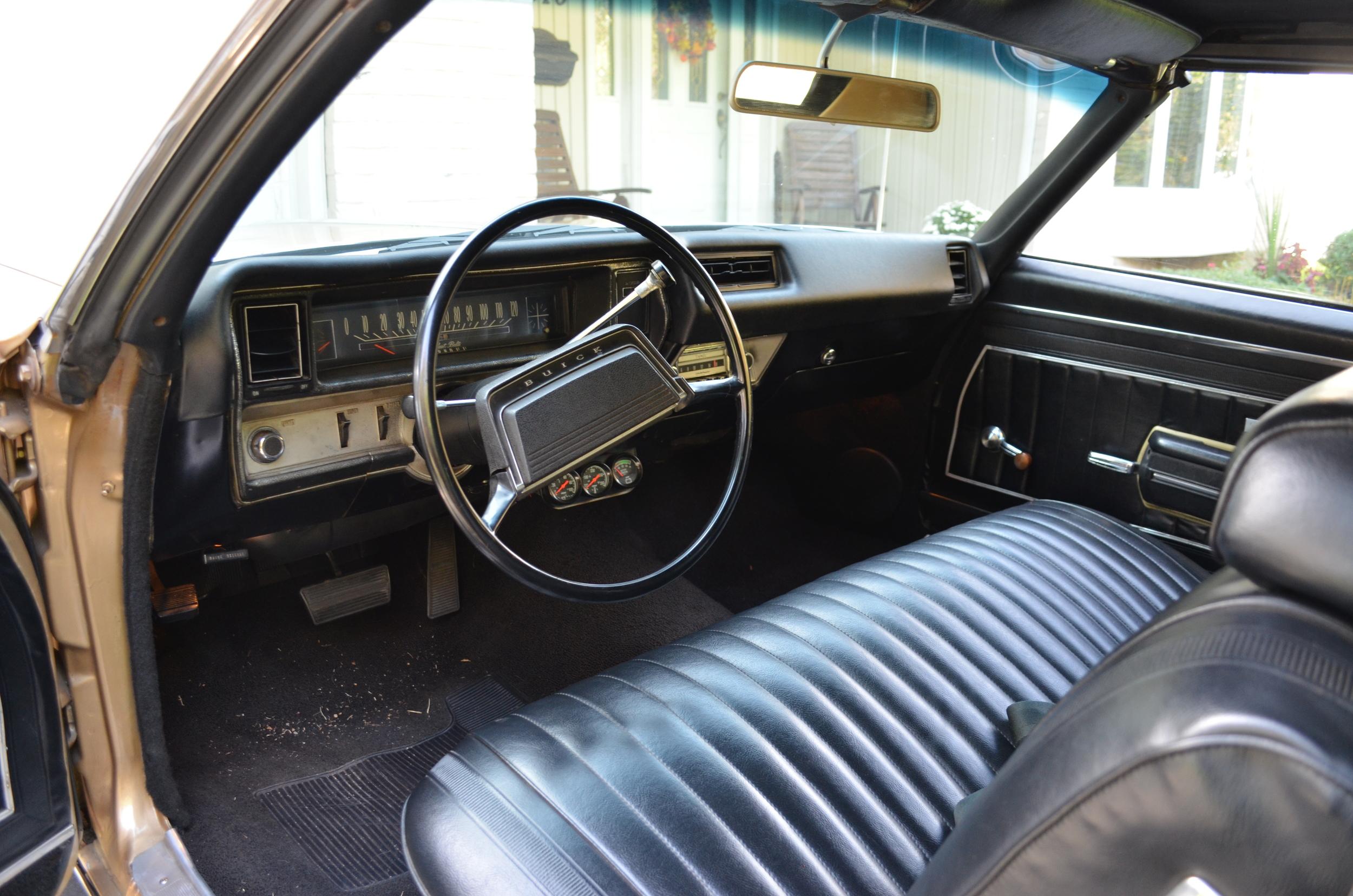 1969 Skylark Custom Convertible
