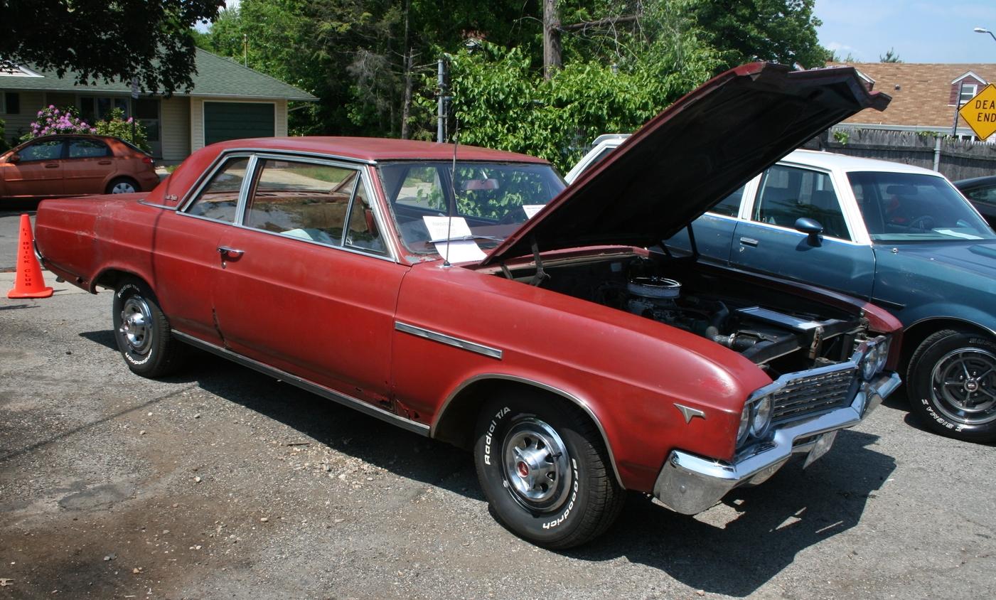 Tony & Karen Gatta: 1965 Skylark 2 Door Coupe