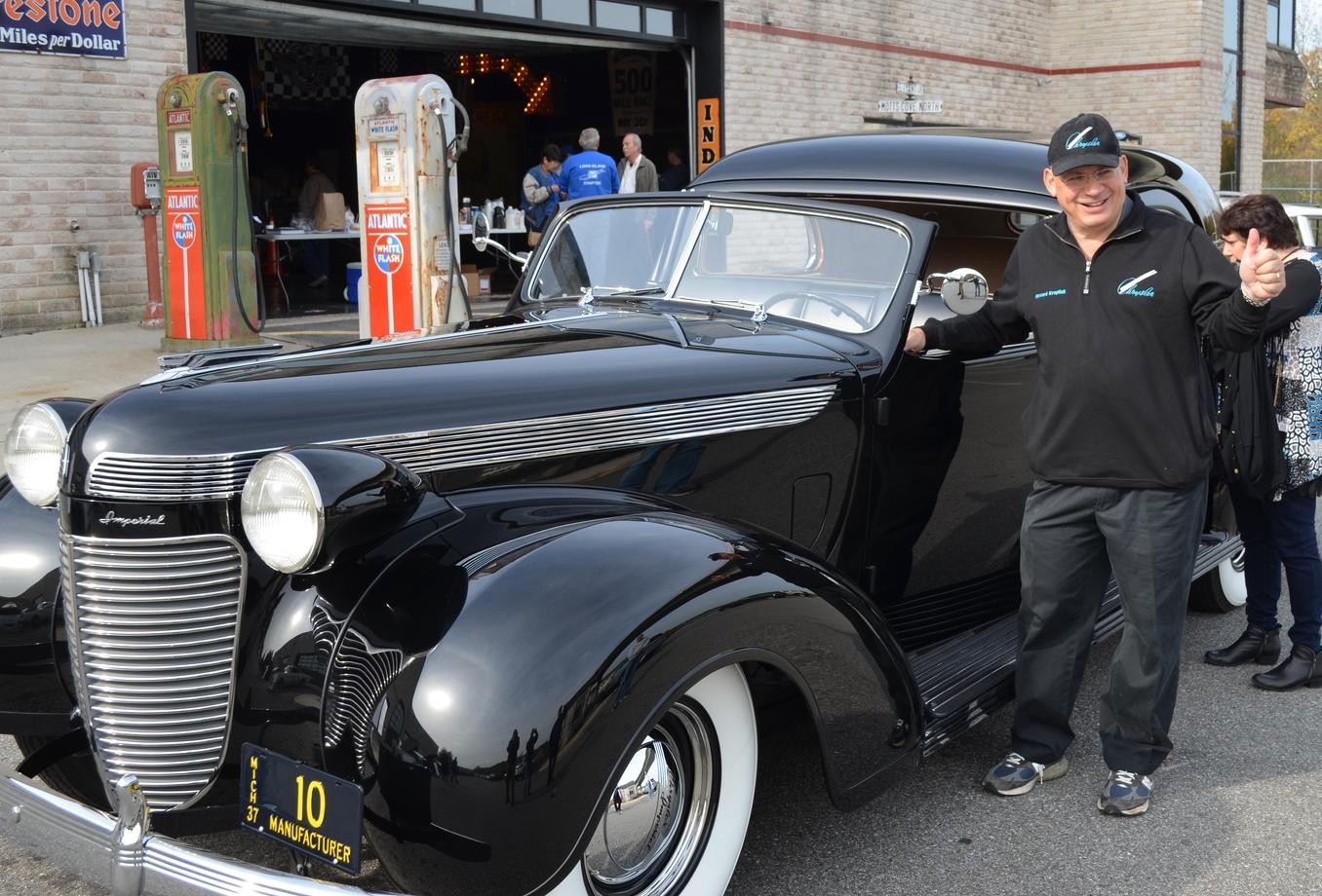 Howard Kroplick's 1937 Chrysler's Chrysler #1 of 1
