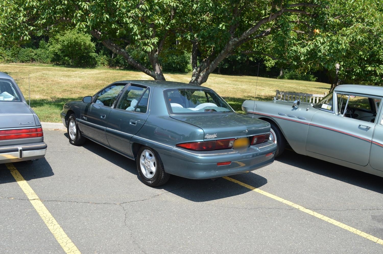 Marty & Grace Jablonski: 1996 Skylark Custom Sedan