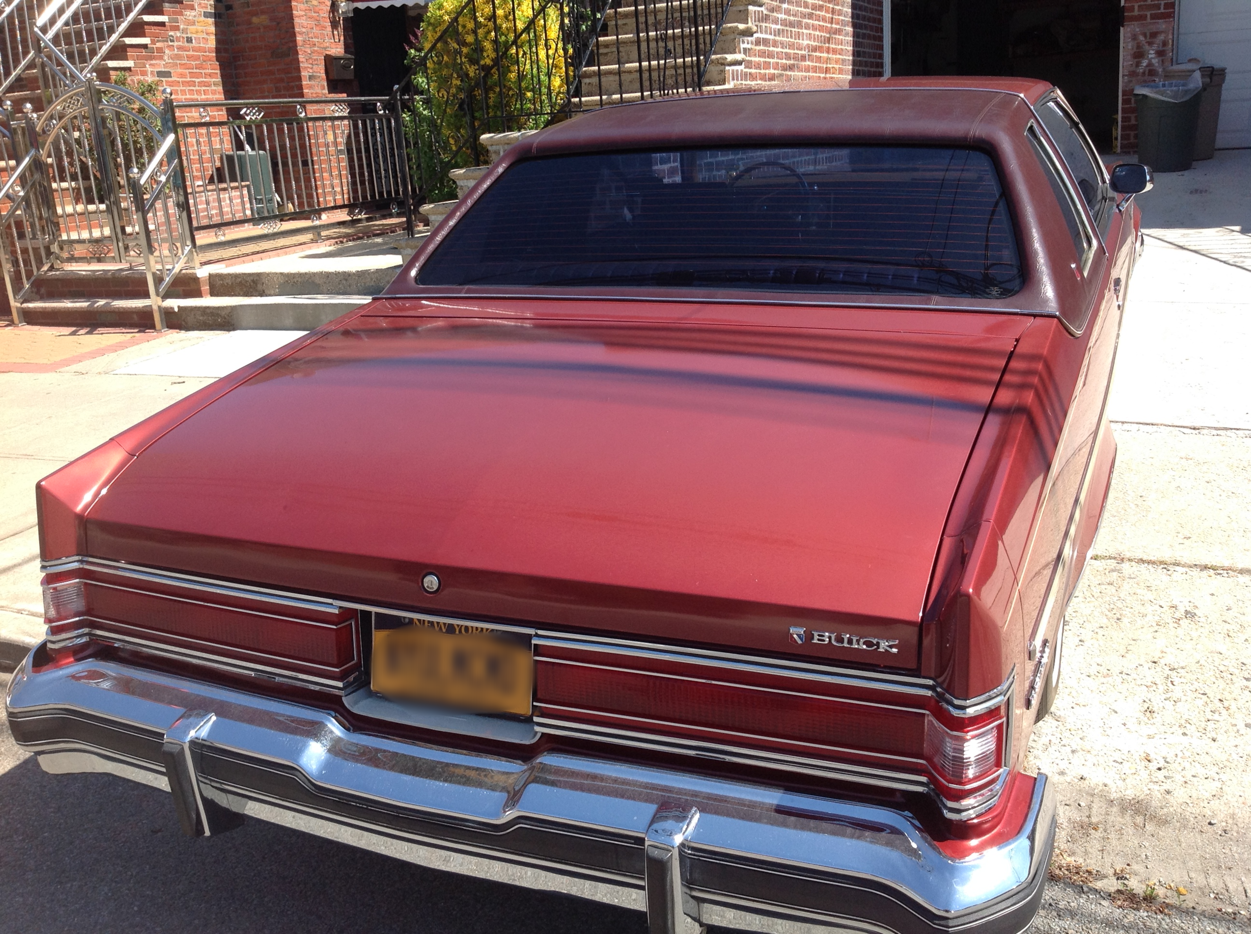Michael Bloom: 1978 Electra 225 2dr Coupe