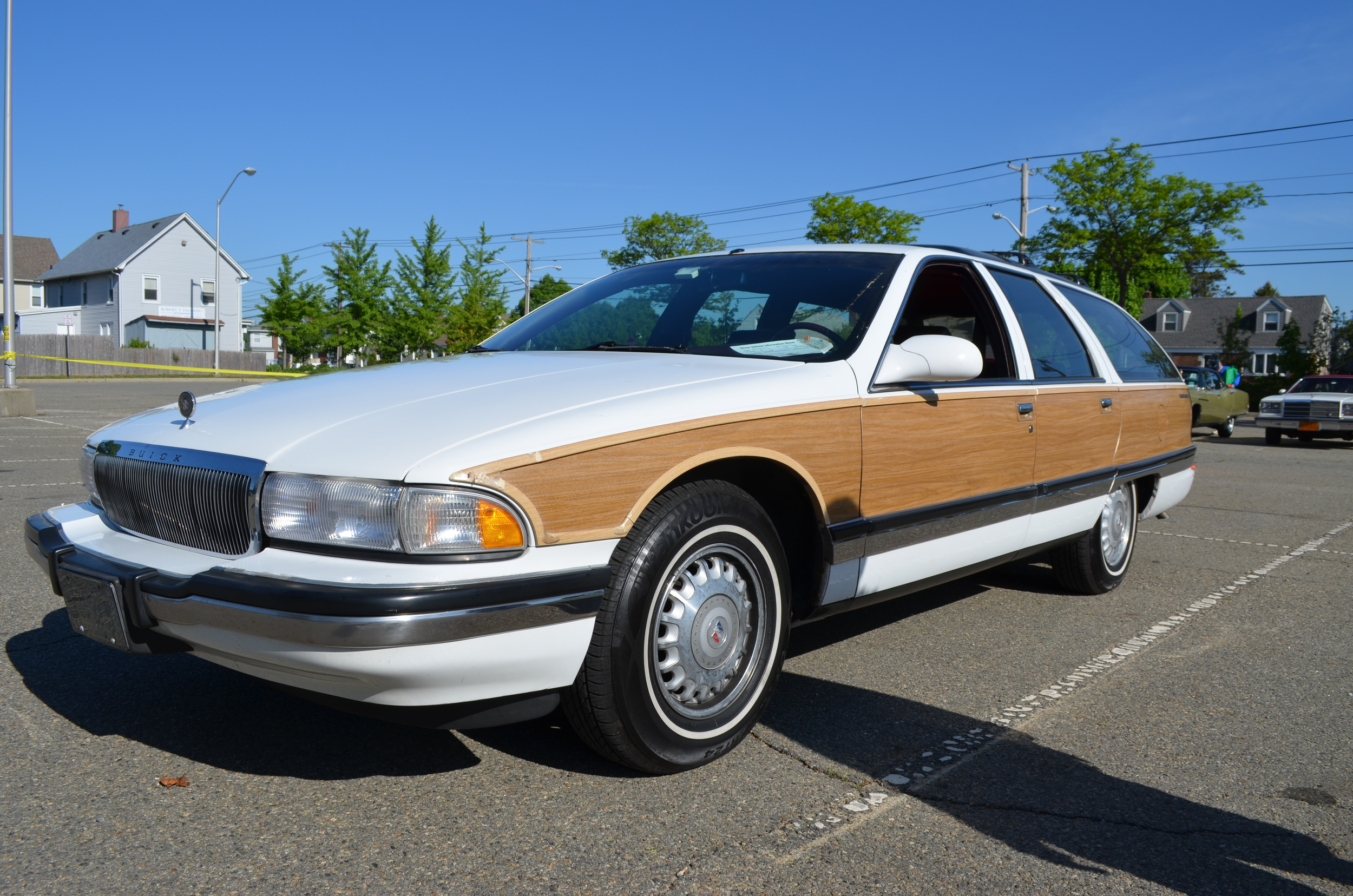 Rudy Kuhn: 1996 Roadmaster Estate Wagon