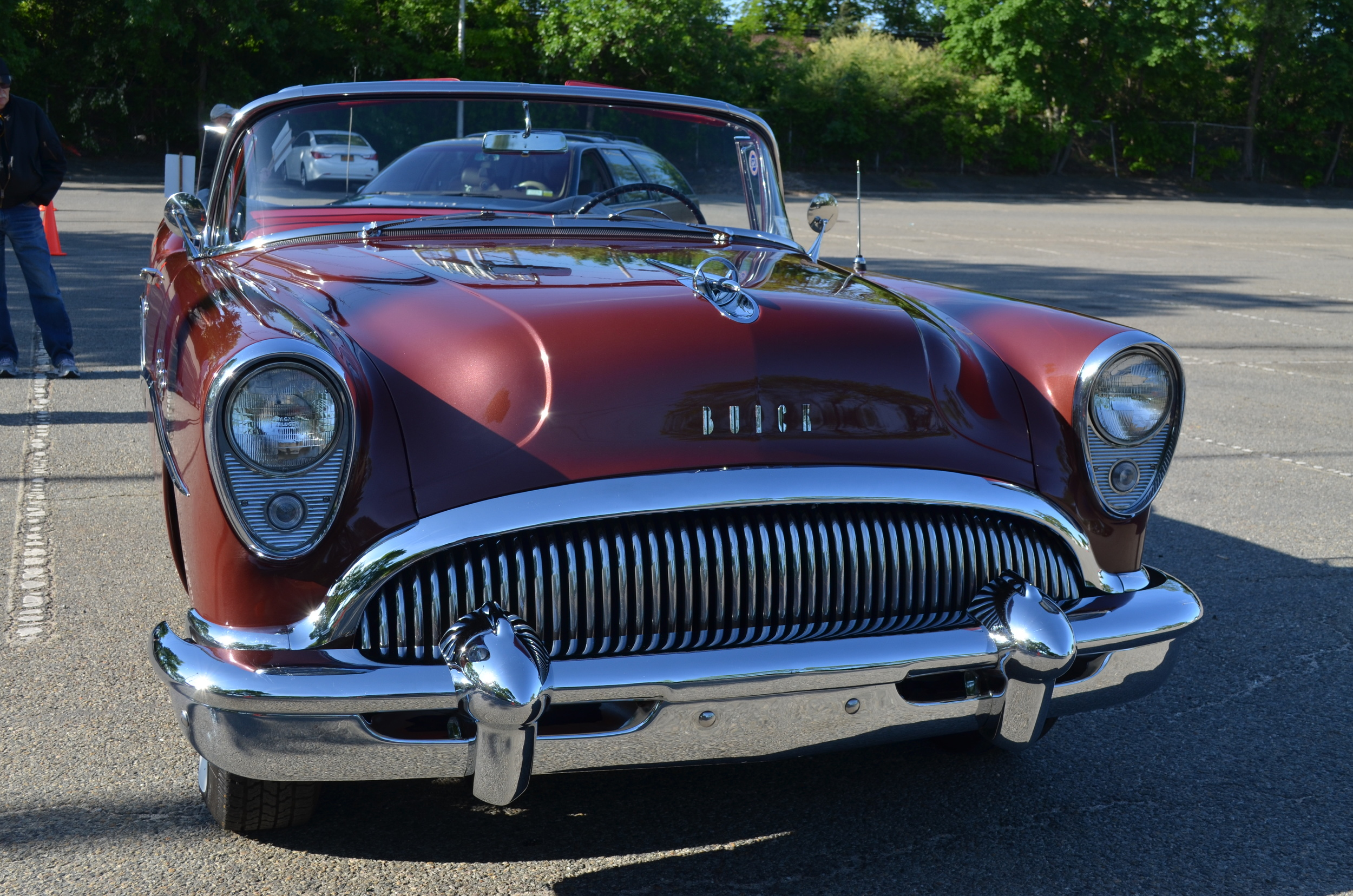 Richard & Sophia Falciano: 1956 Special Convertible