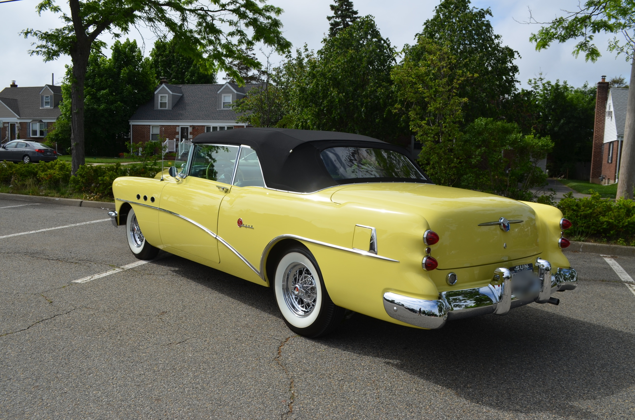 Patrick Cassino: 1956 Super Convertible