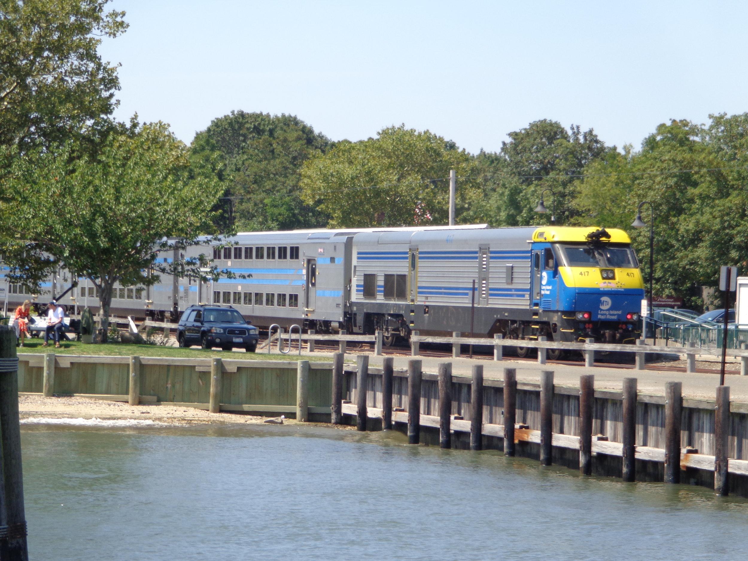2017 Annual Picnic - Railroad Museum of L.I., Riverhead & Greenport