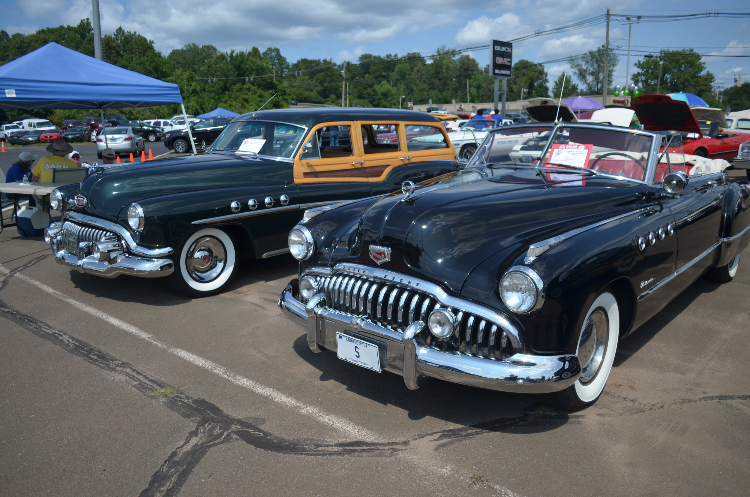 Wallingford, Ct, Buick Show, August 2017